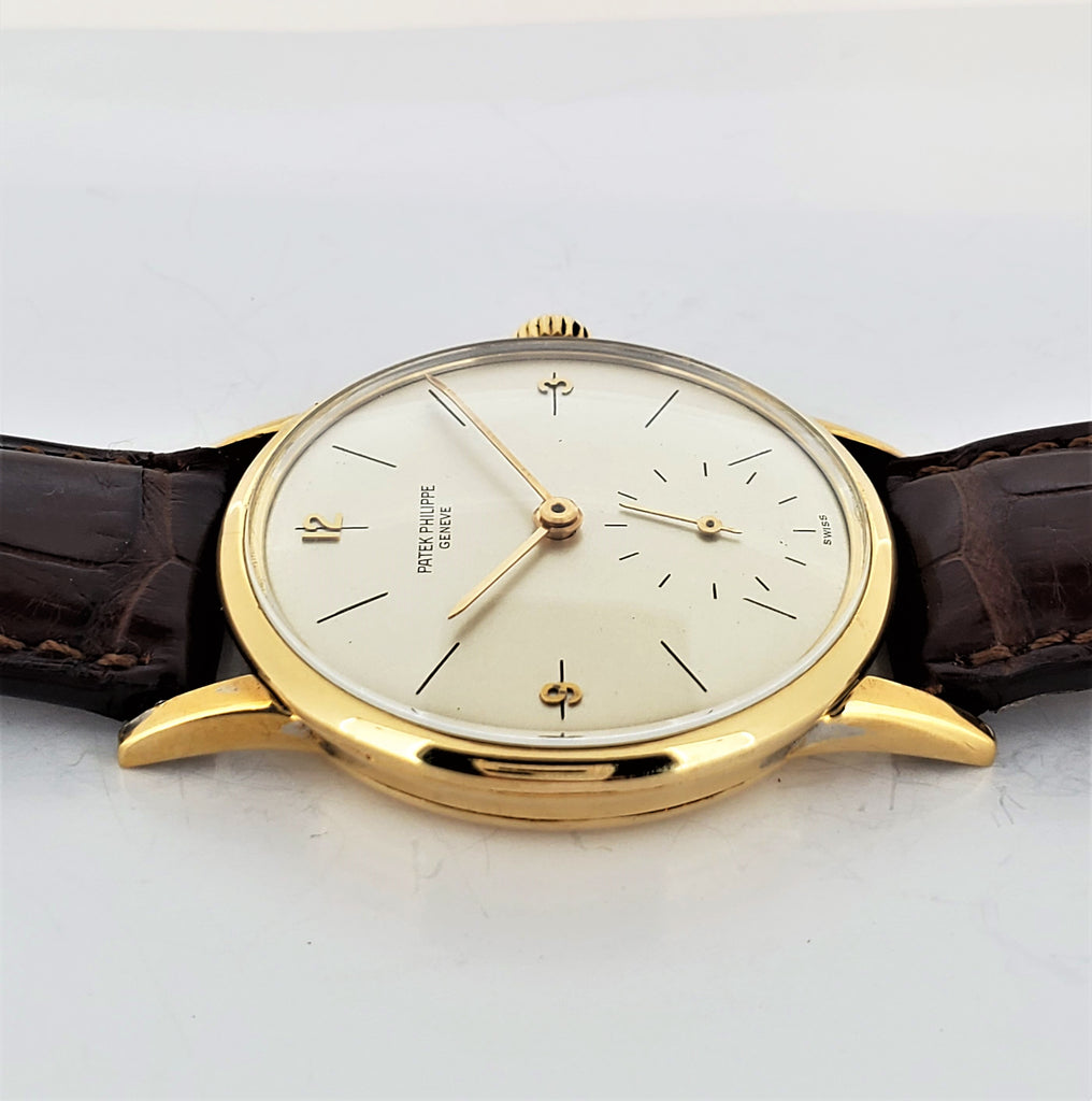 Patek Philippe 2494J Calatrava Watch