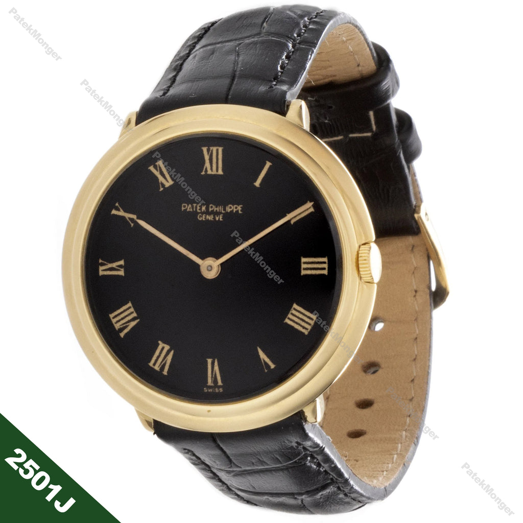 Patek Philippe 2501J Calatrava Watch circa 1951
