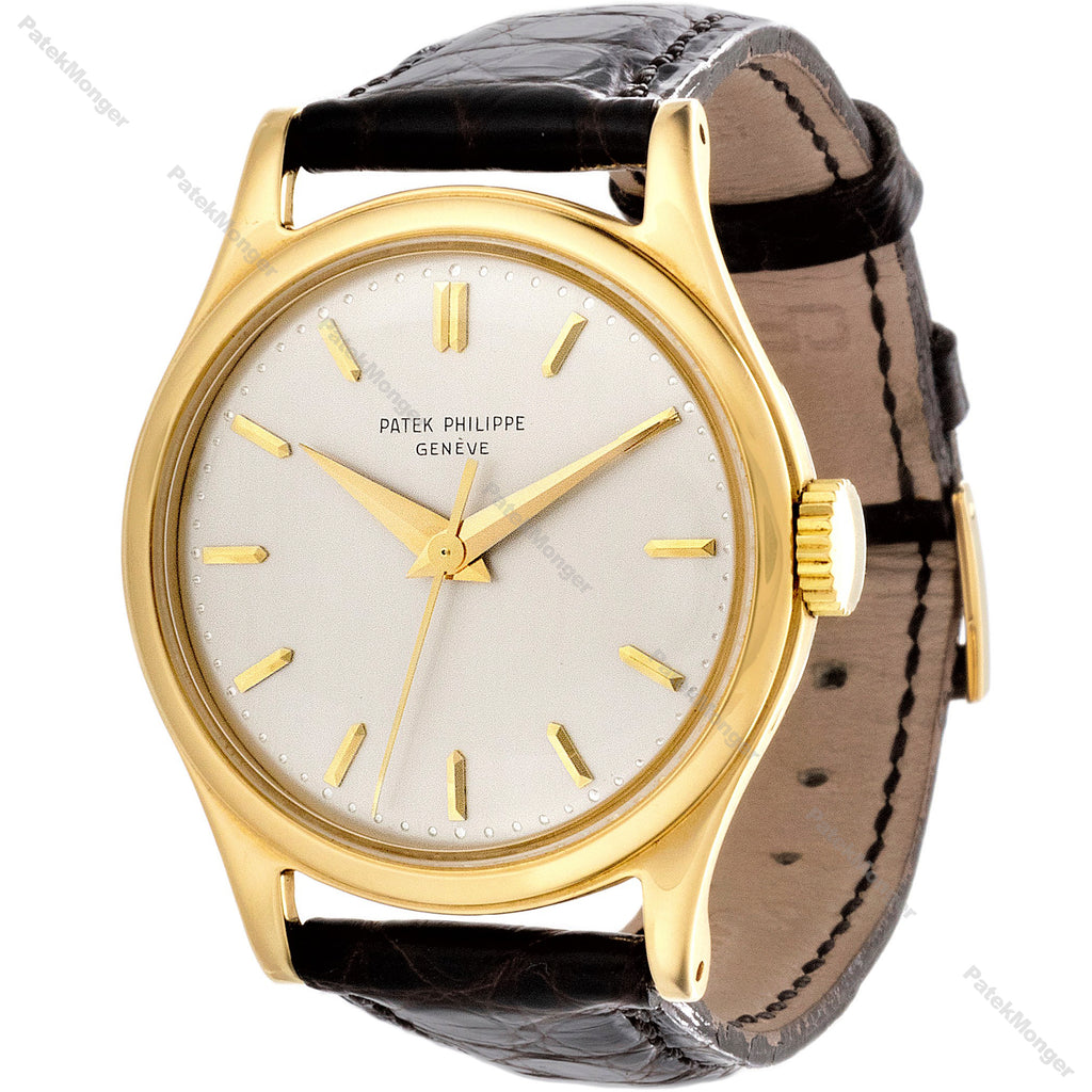 Patek Philippe 2508J Calatrava Watch circa 1956
