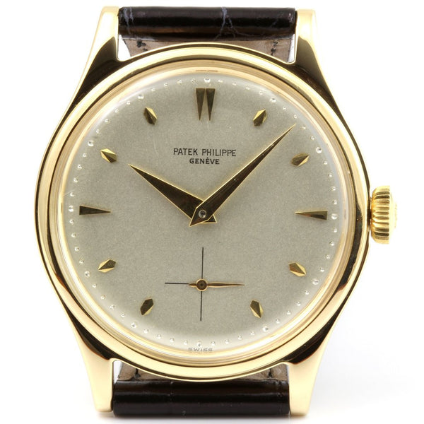 Patek Philippe 2509J Calatrava Watch