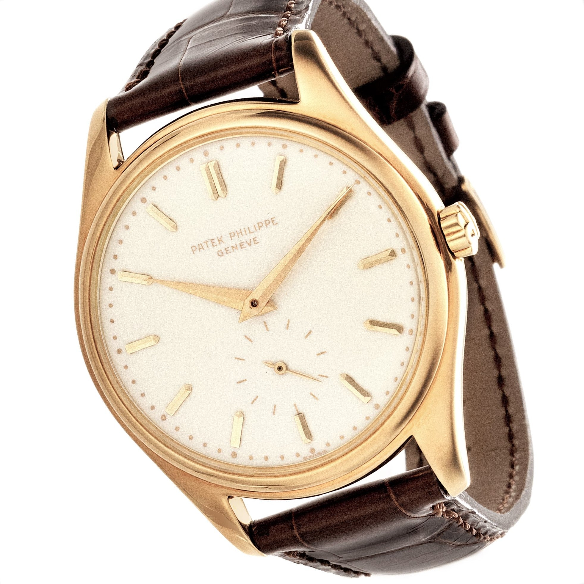 Patek Philippe 2526J 1st Series Automatic Calatrava Watch