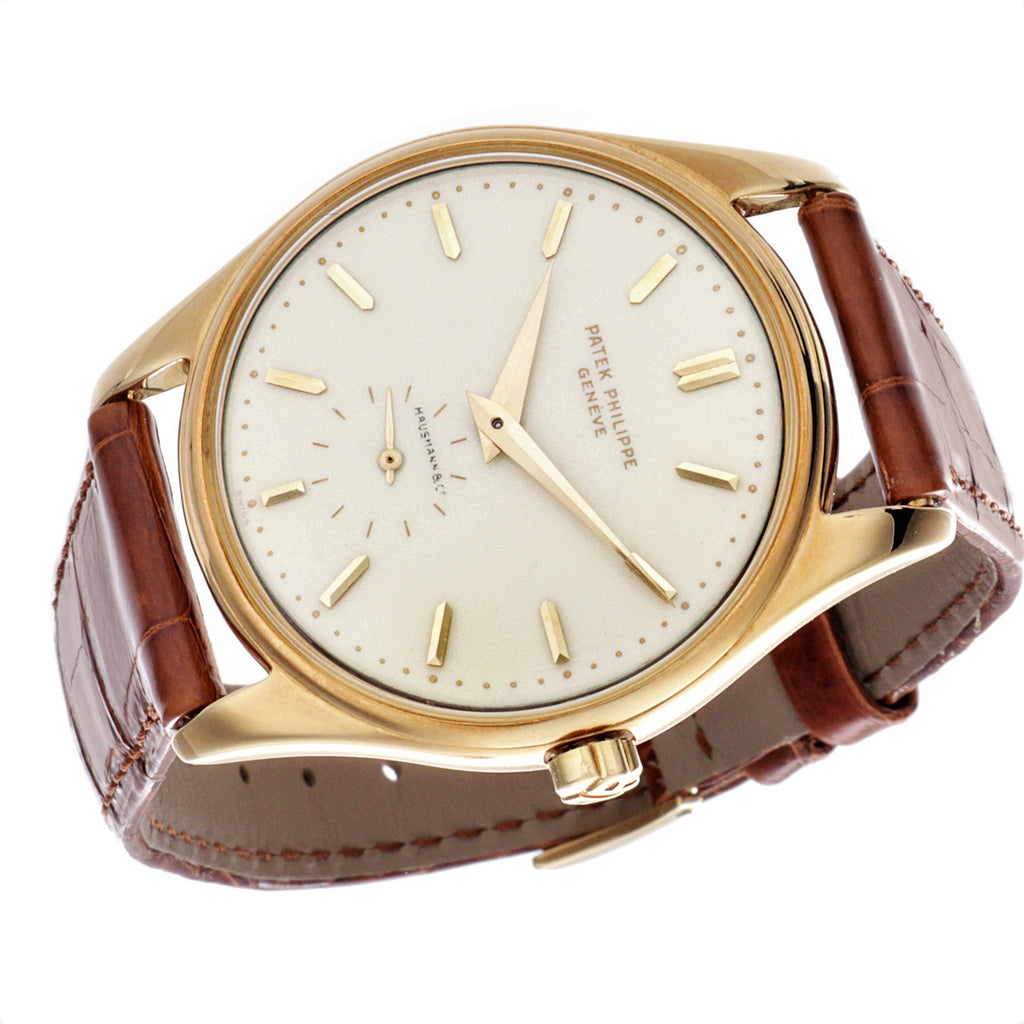 Patek Philippe 2526J Calatrava Watch circa 1956