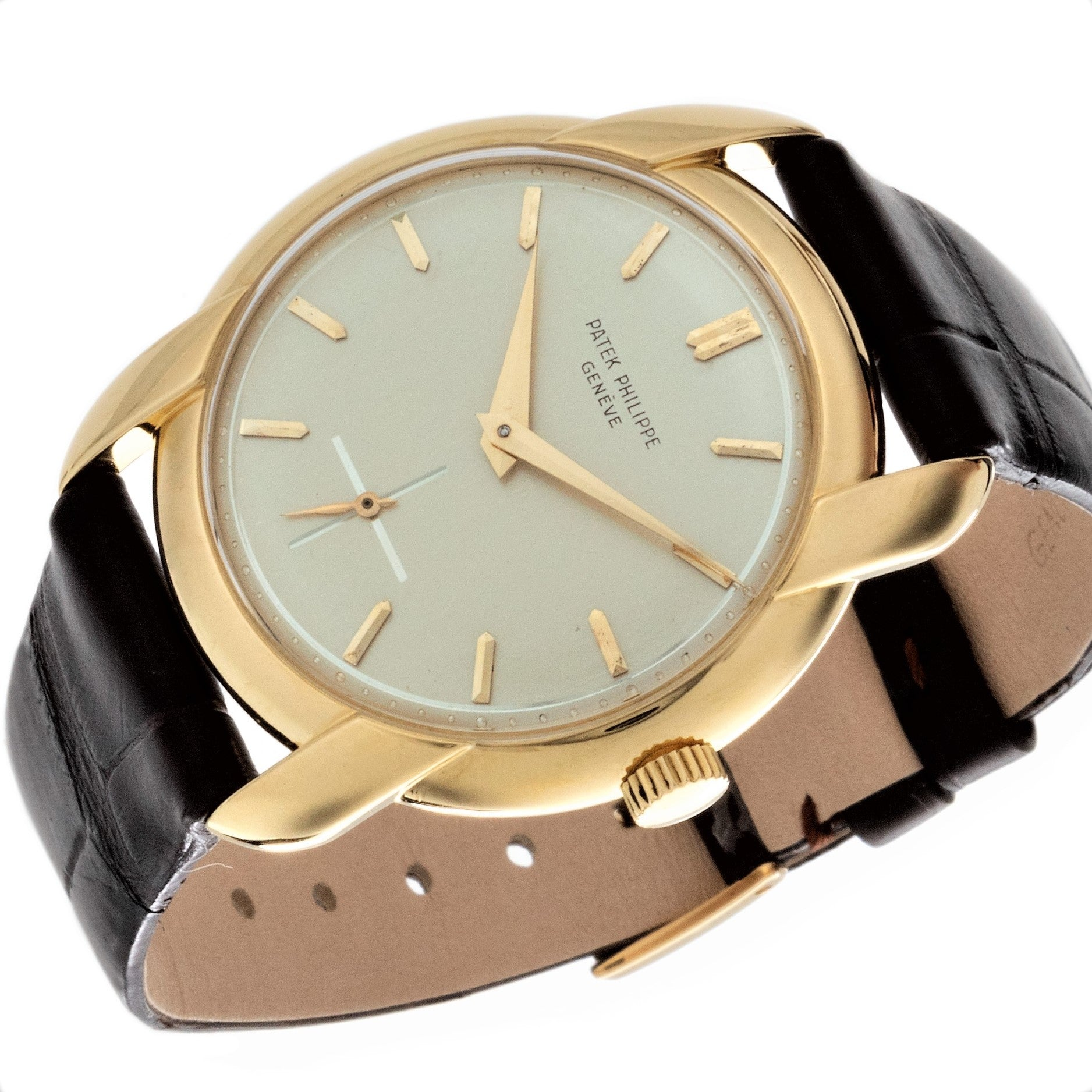Patek Philippe 2536J Calatrava Watch
