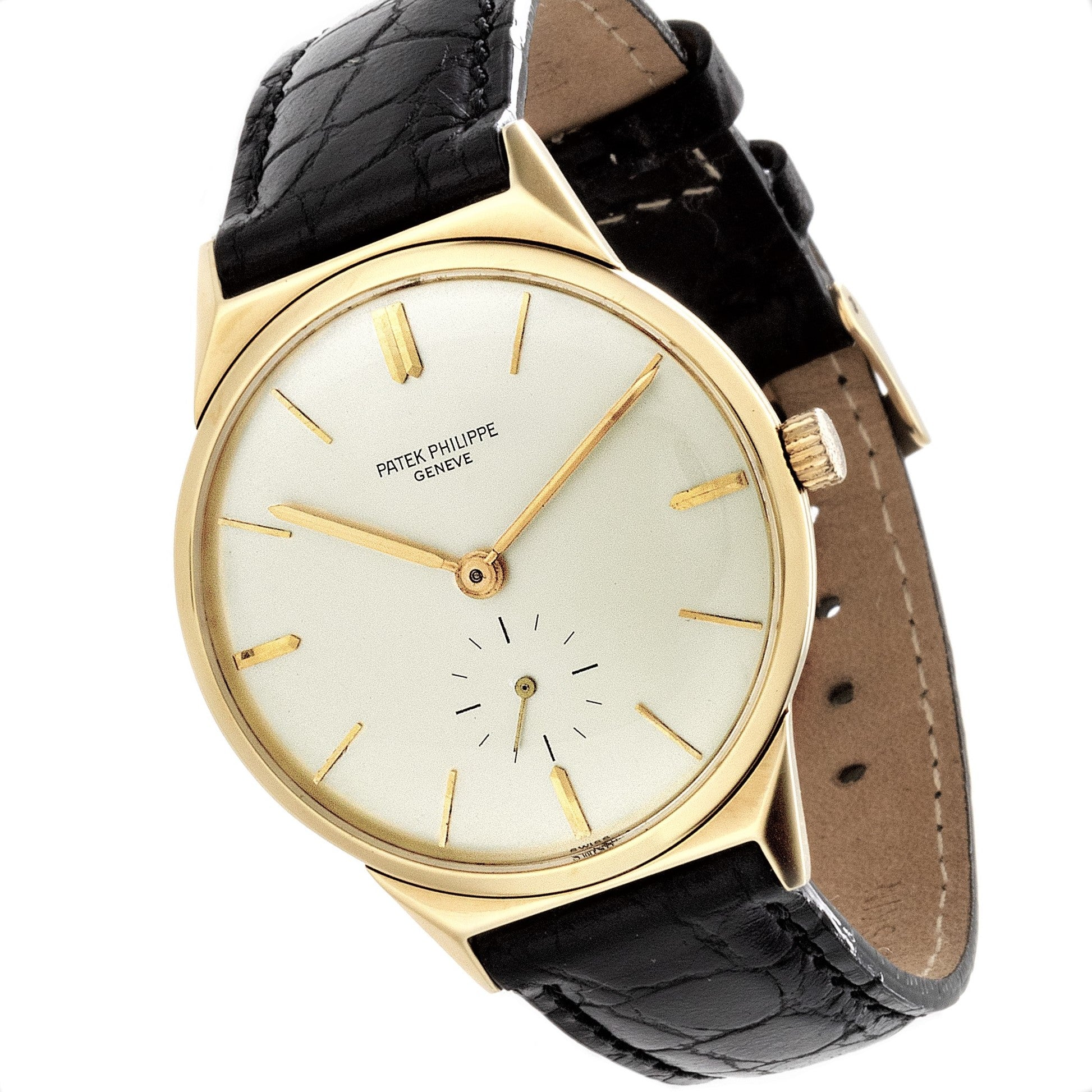 Patek Philippe 2568J Vintage Calatrava Watch 33 mm, Circa 1957