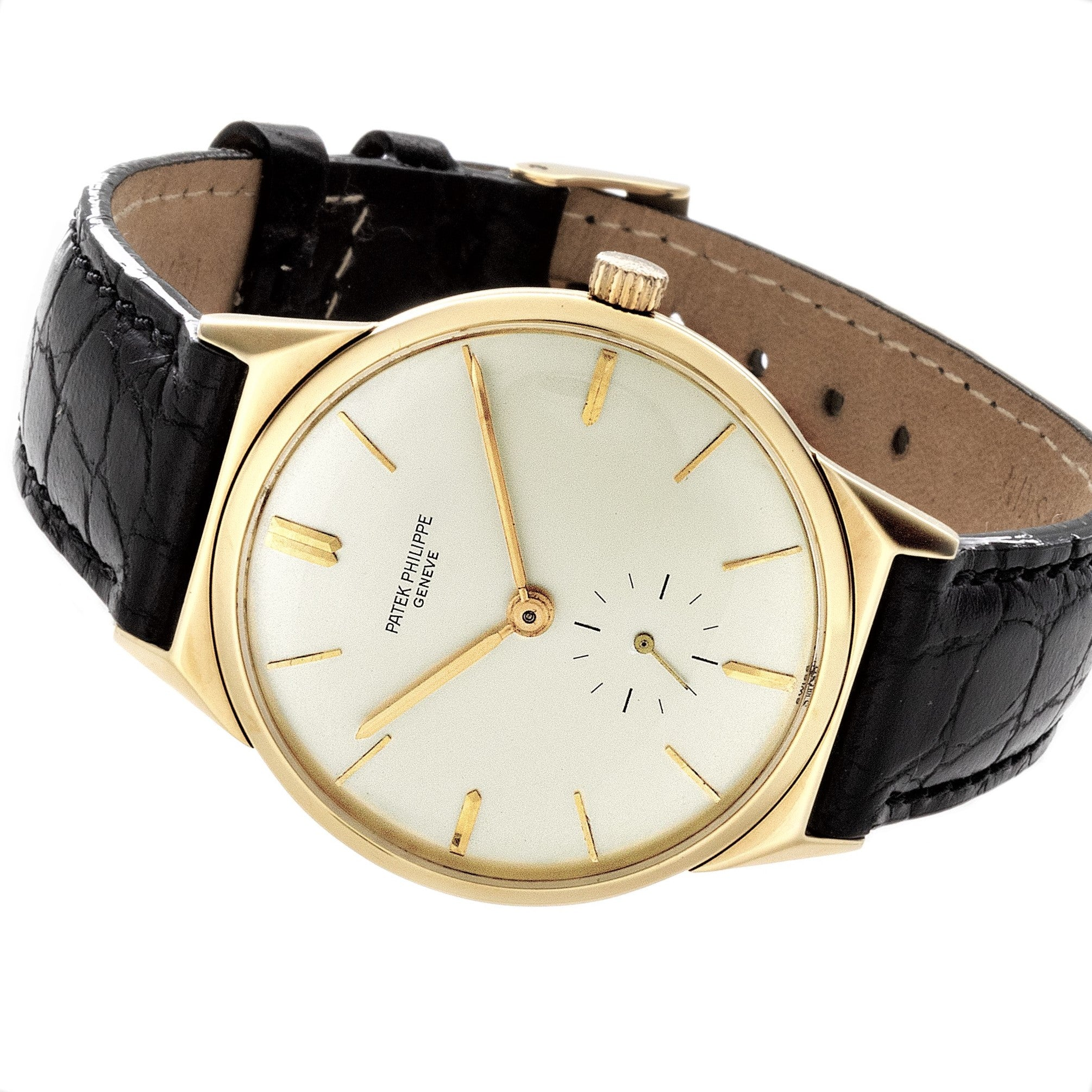 Patek Philippe 2568J Calatrava Watch
