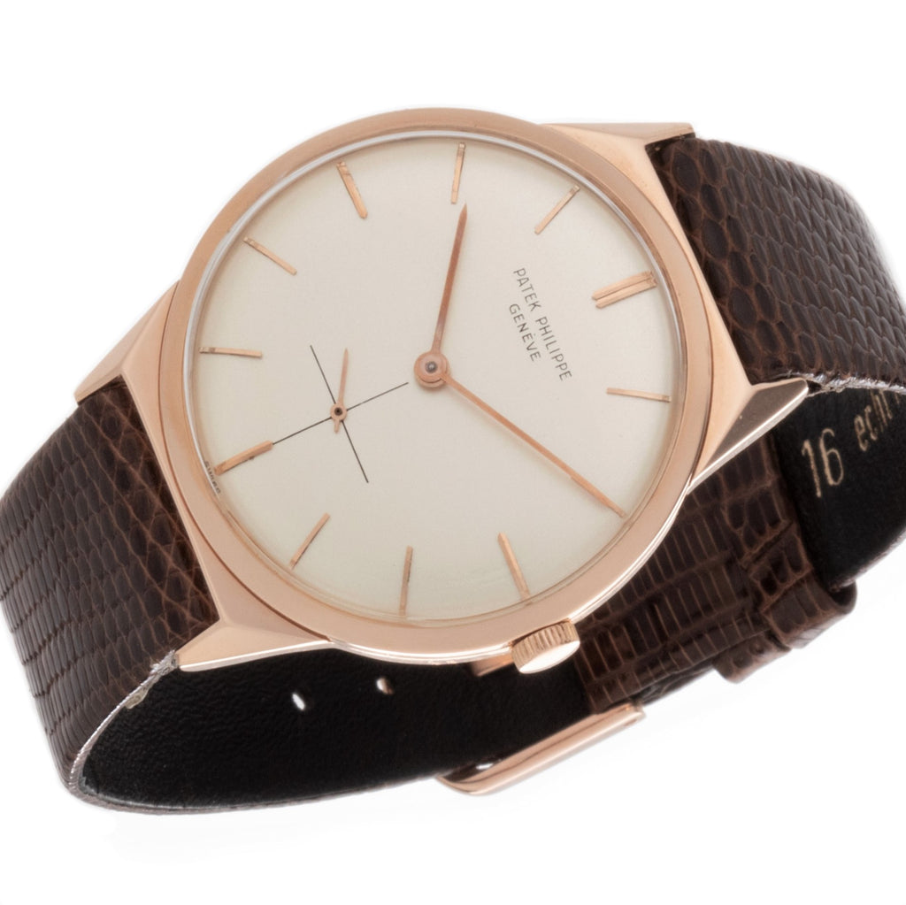 Patek Philippe 2568R Calatrava Watch circa 1954