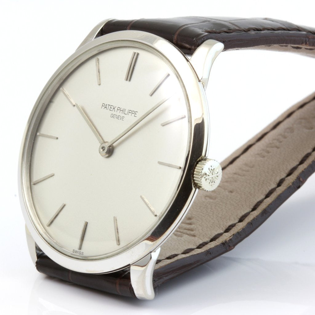 Patek Philippe 2573-1G Calatrava Watch