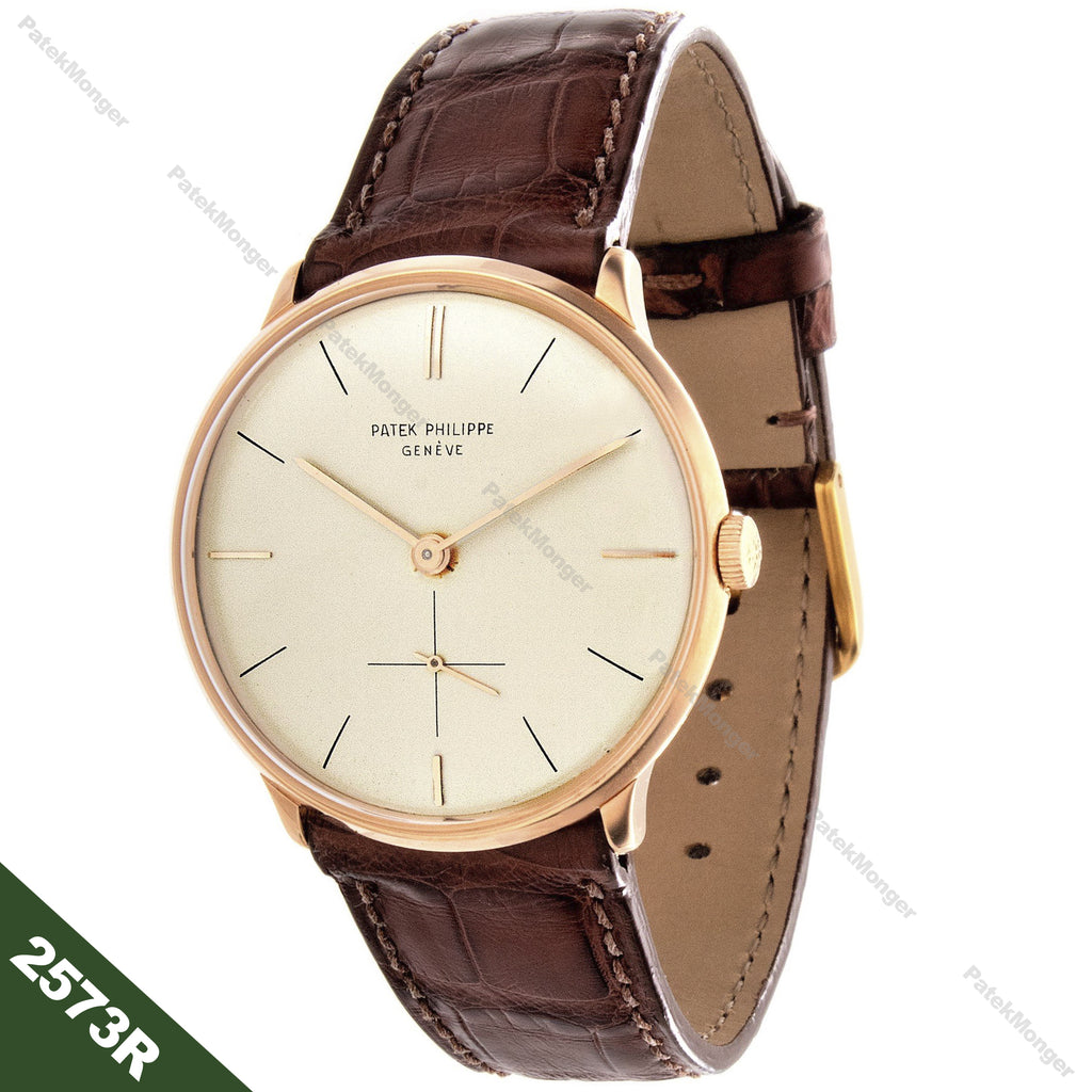 Patek Philippe 2573R Calatrava Watch circa 1957