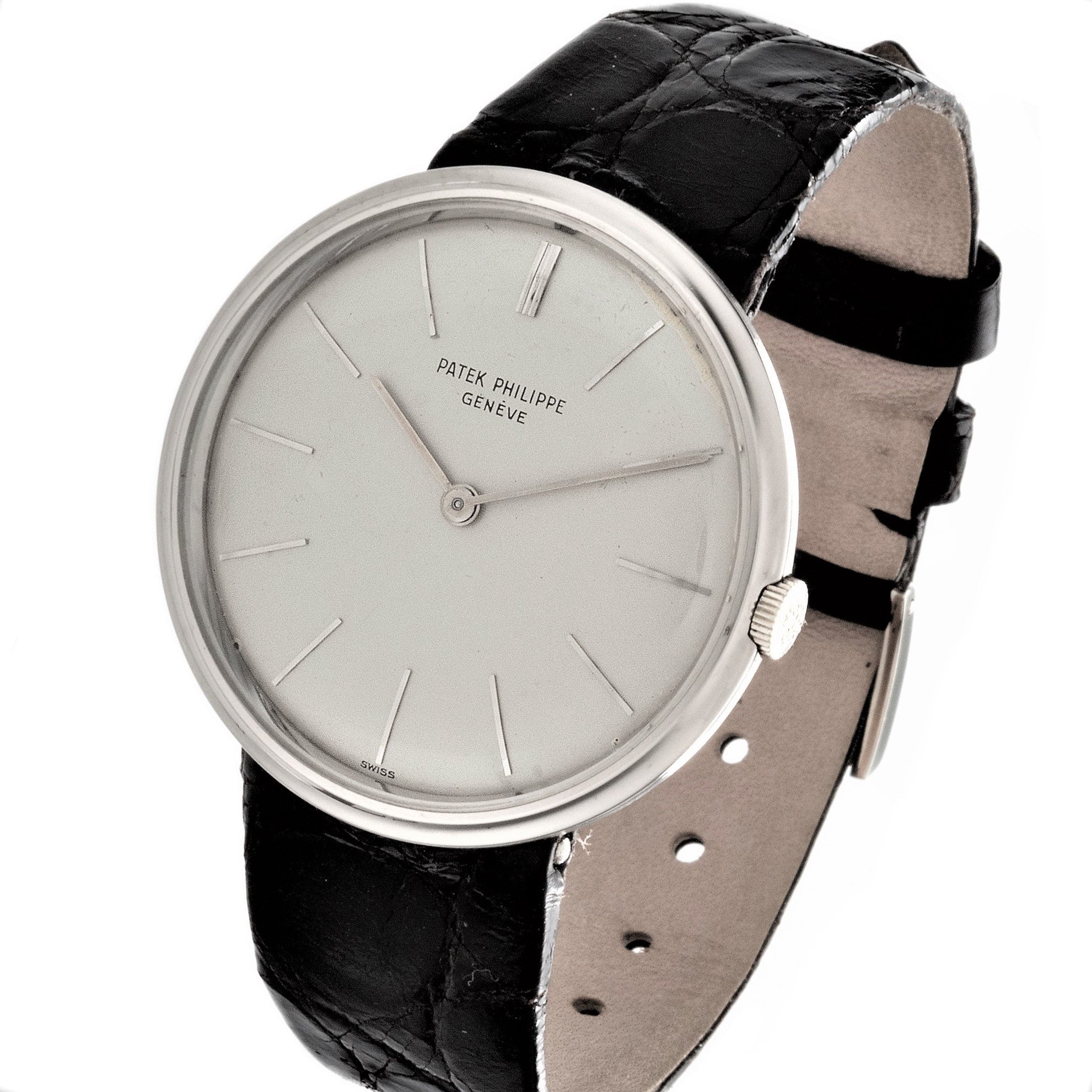 Patek Philippe 2591G Calatrava Watch