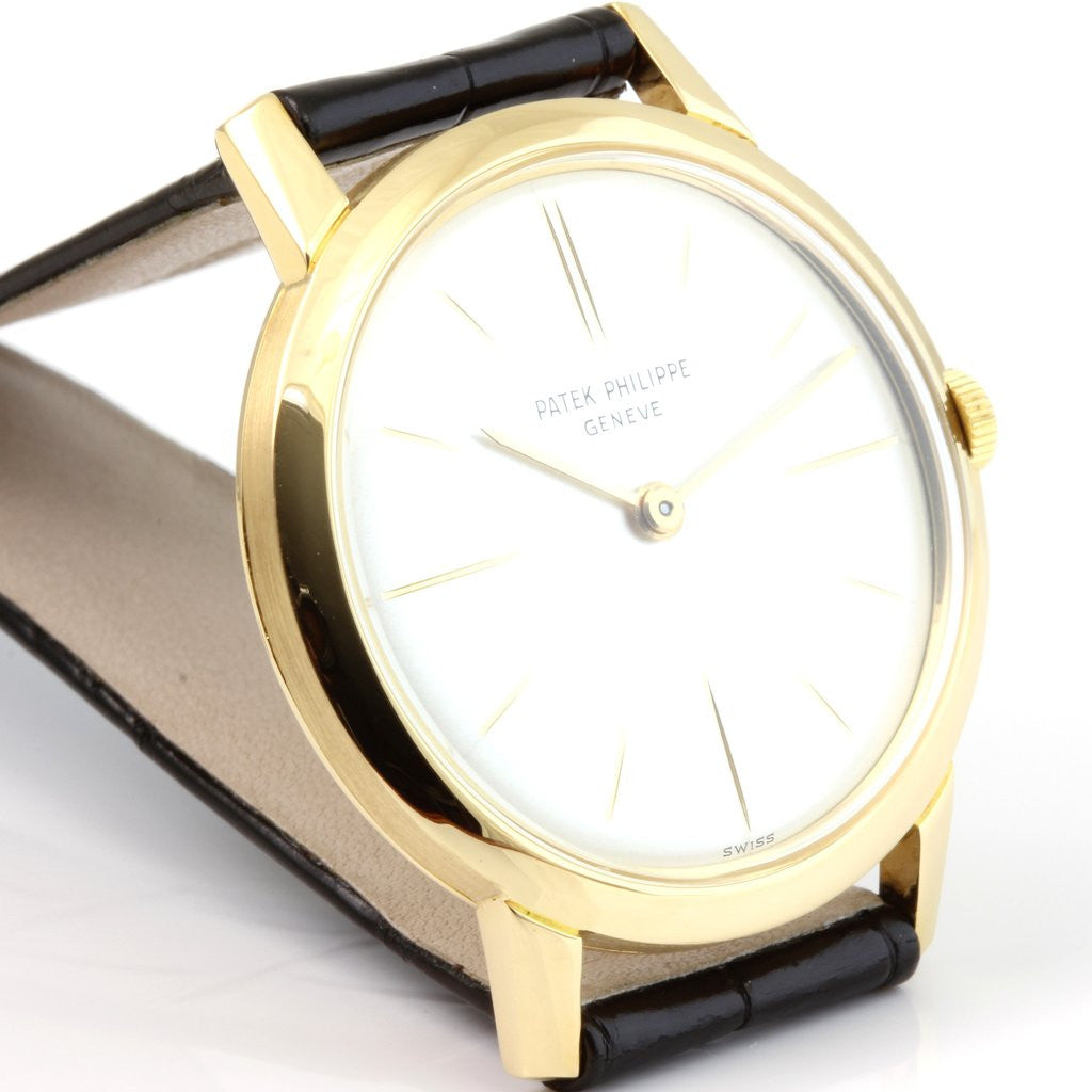 Patek Philippe 2593J Calatrava Watch