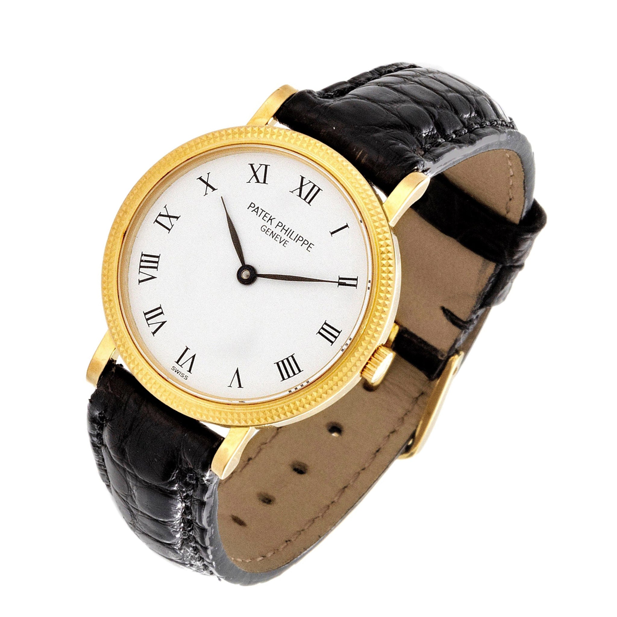 Patek Philippe 4819J Ladies Calatrava Watch