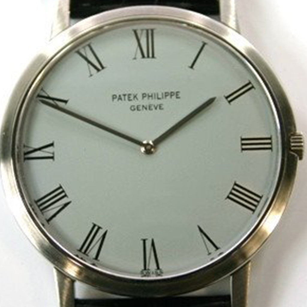Patek Philippe 3588G Calatrava Watch