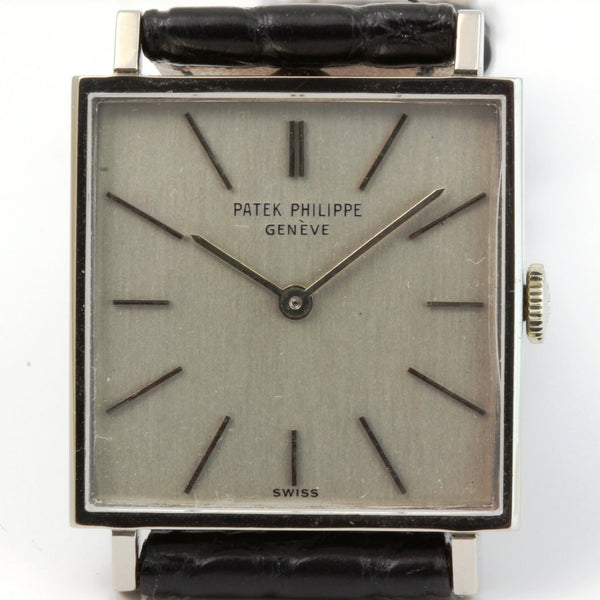 Patek Philippe 3430G Gondolo Watch