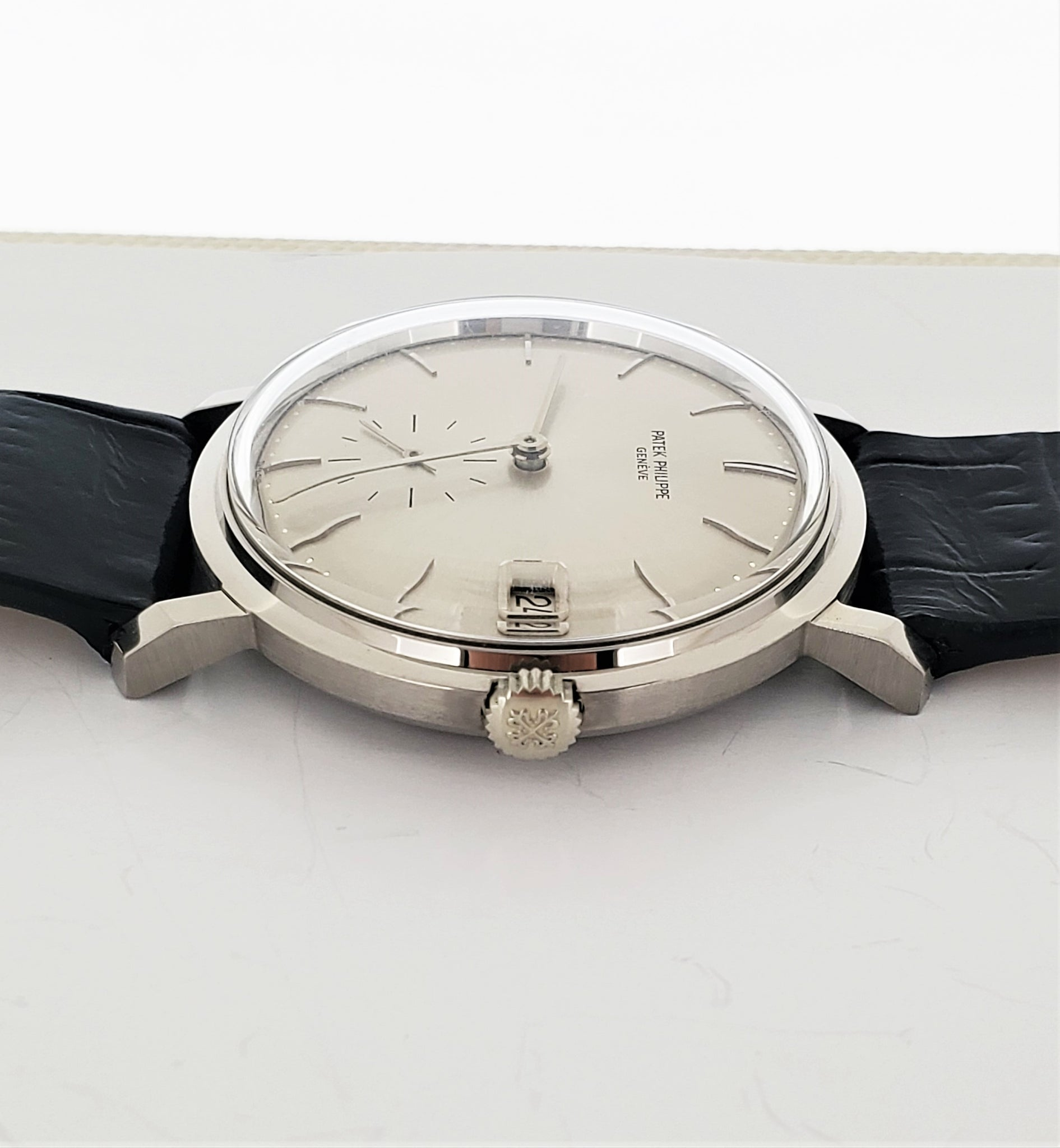 Patek Philippe 3445G Automatic Calatrava Watch