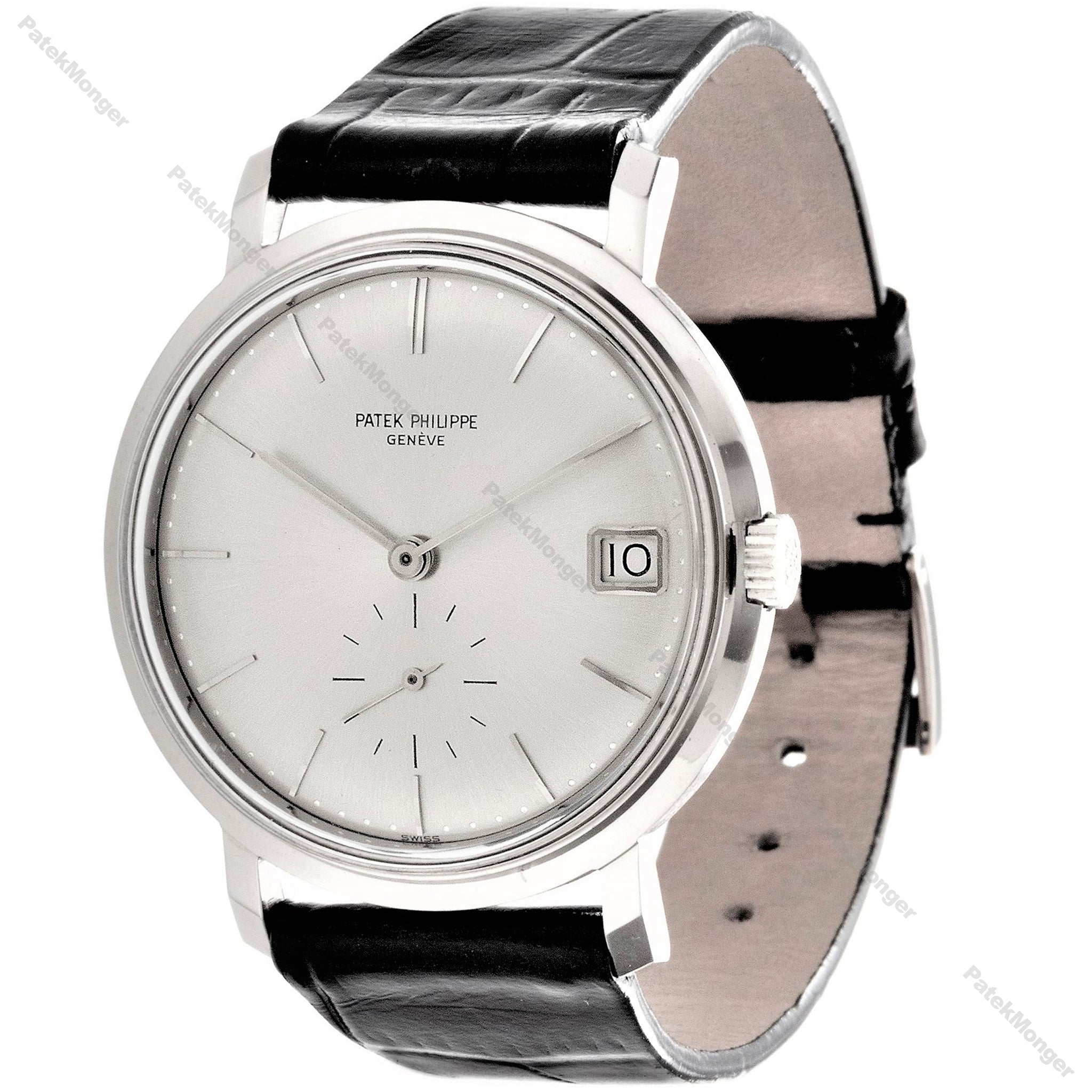 Patek Philippe 3445G Automatic Self Winding Watch