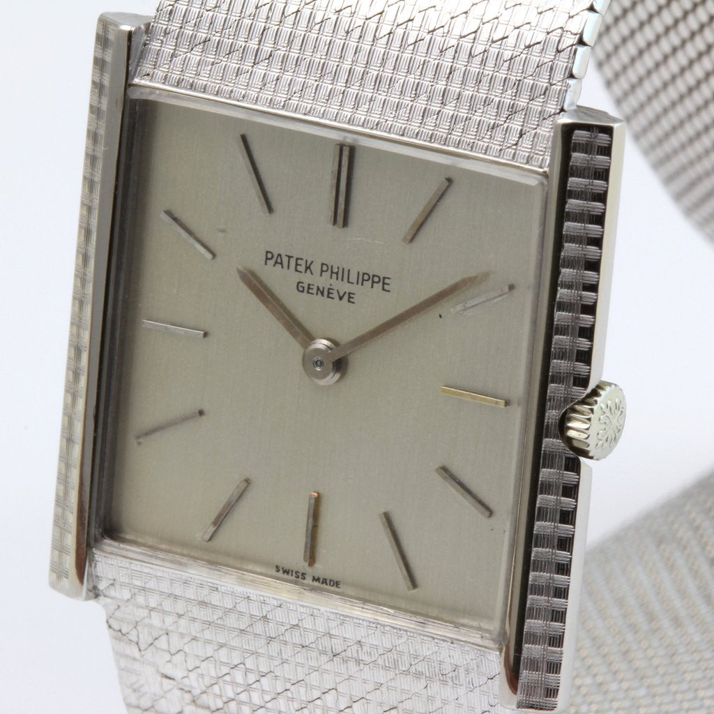 Patek Philippe 3494G Ladies Watch