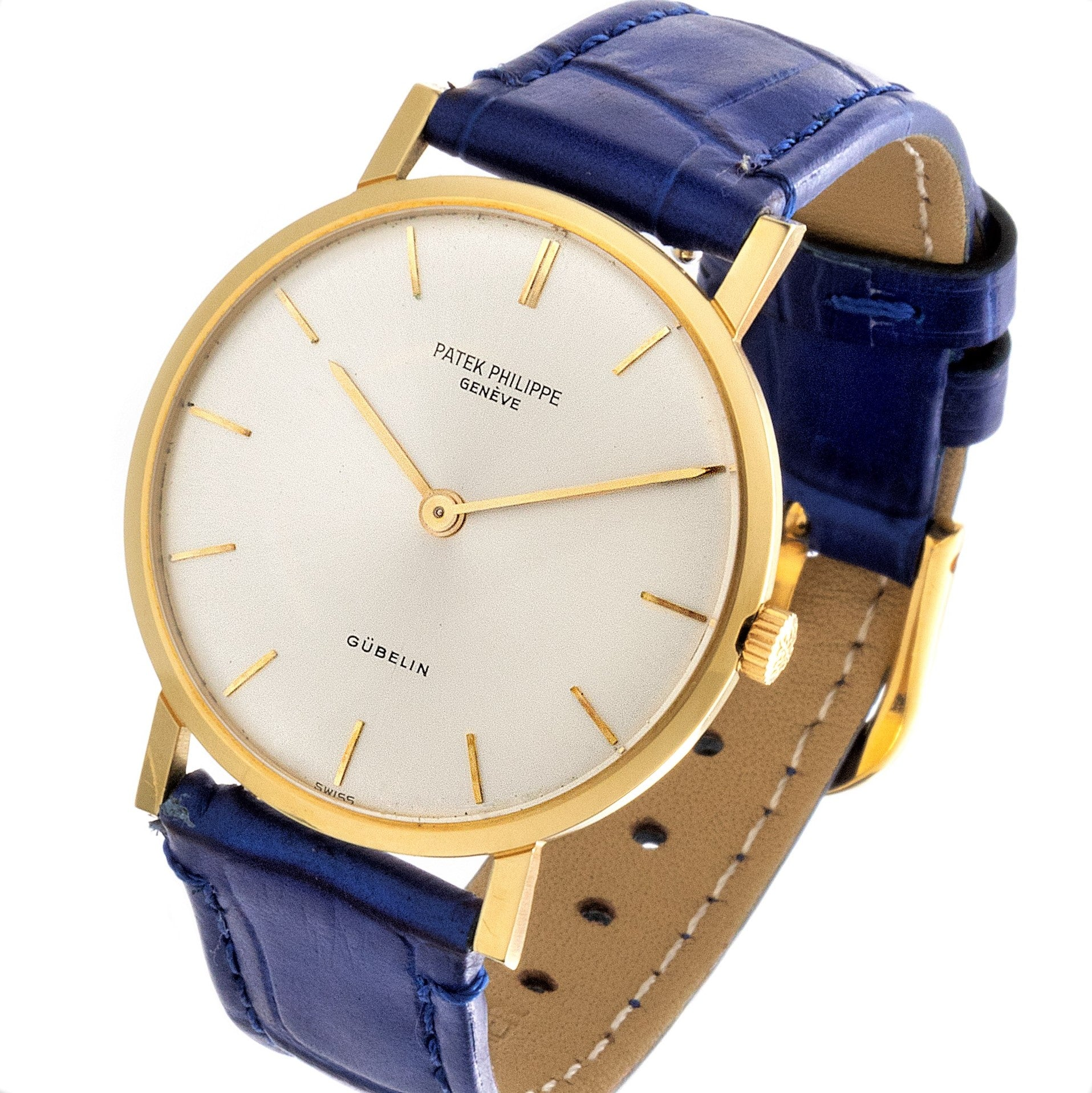 Patek Philippe 3512J Calatrava Extra Thin Watch