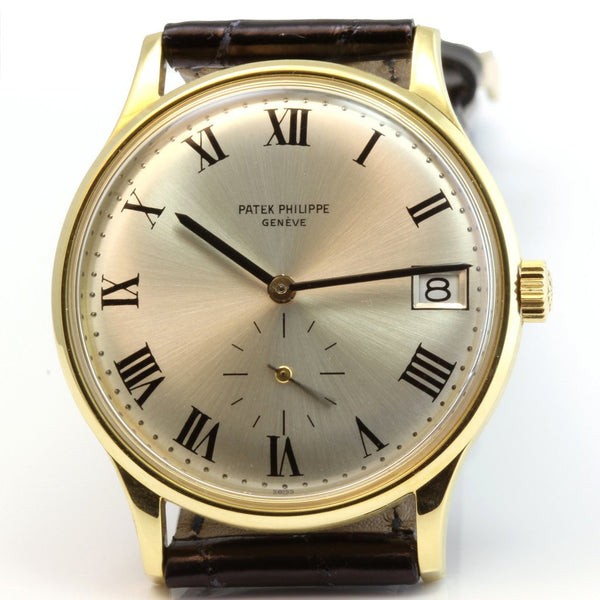 Patek Philippe 3514J Automatic Watch