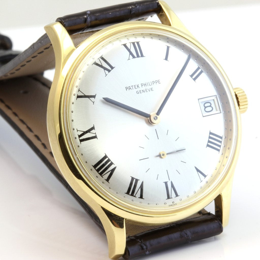 Patek Philippe 3514J Automatic Winding Watch