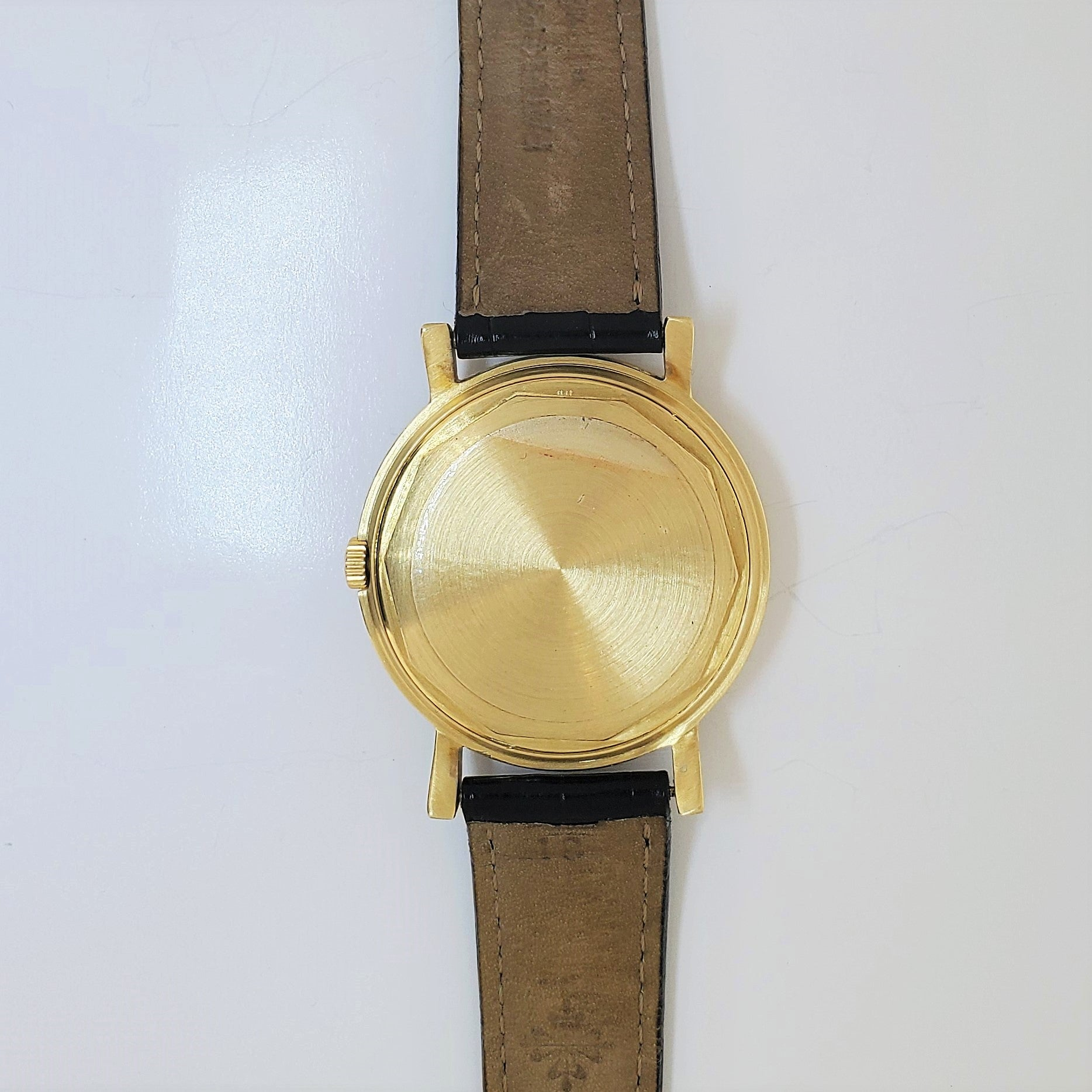 Patek Philippe 3541J Automatic Calatrava Watch Circa 1968