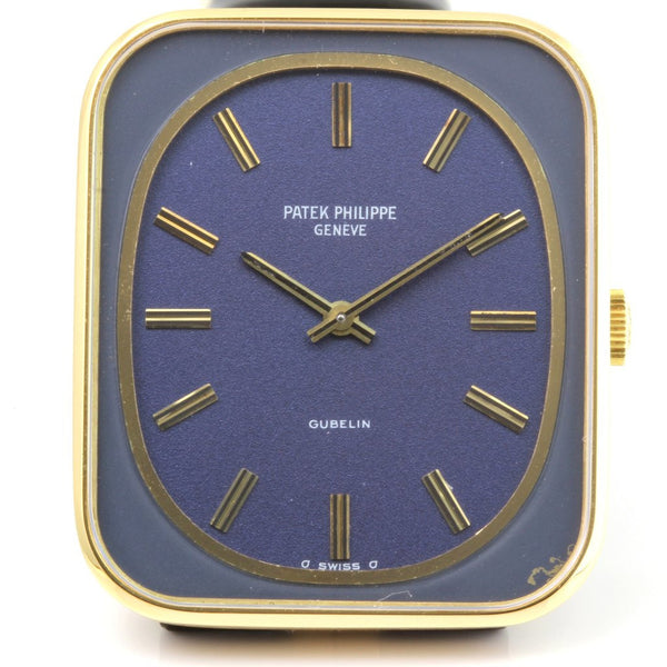 Patek Philippe 3582J Blue Gondolo Watch