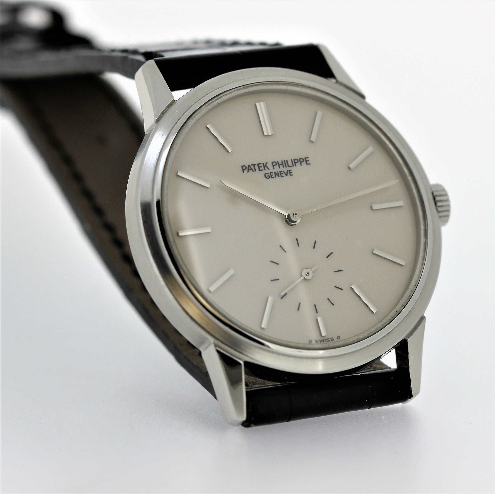 Patek Philippe 3718A Stainless Steel Watch - Made for the Japanese Market