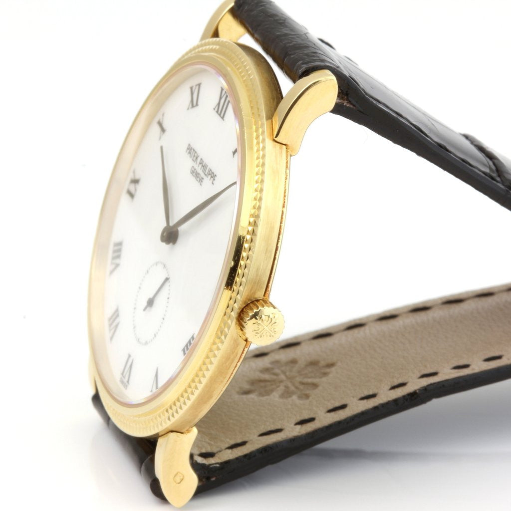 Patek Philippe 3919J Calatrava Watch