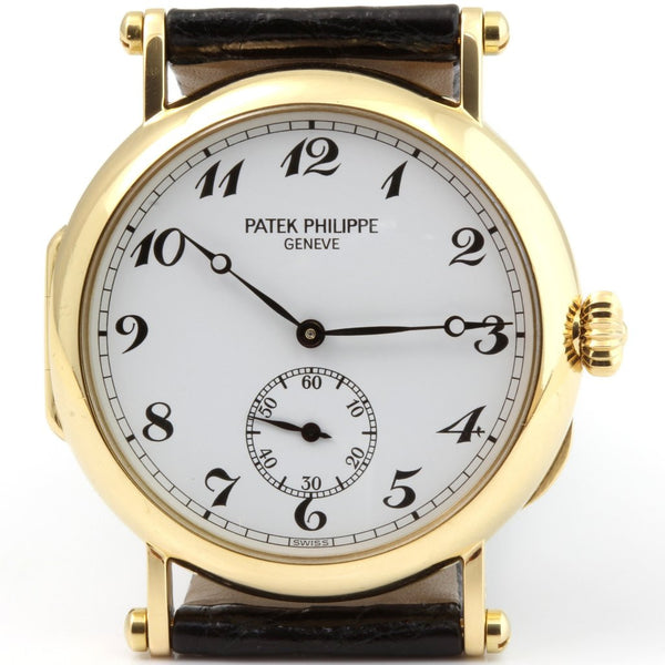 Patek Philippe 3960J Calatrava Watch