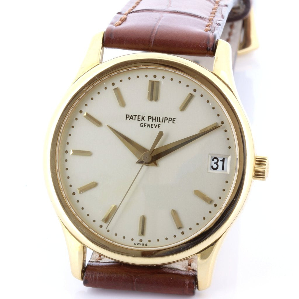 Patek Philippe 3998J Automatic Calatrava Watch