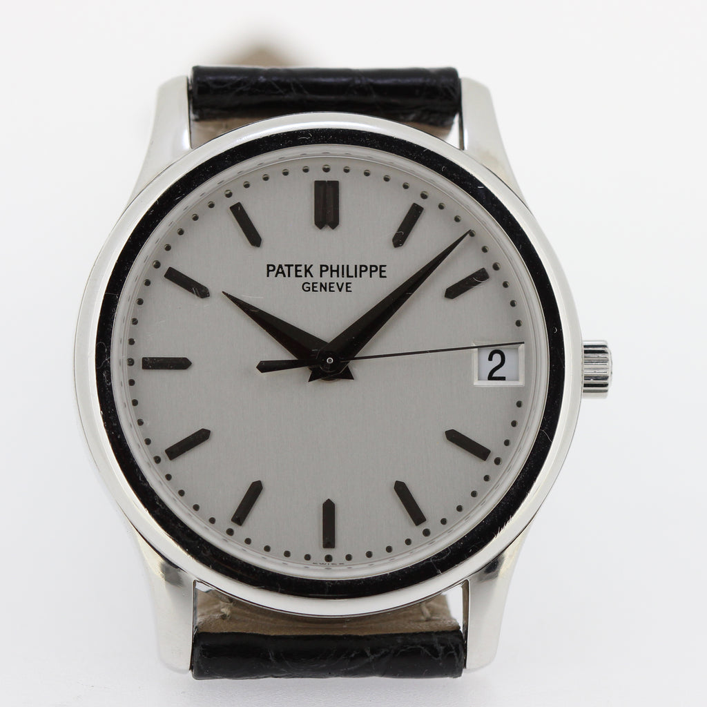 Patek Philippe 3998P Automatic Calatrava Watch