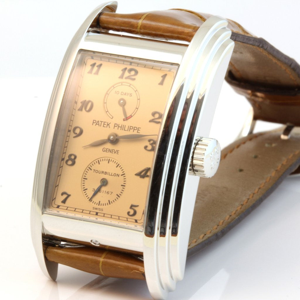 Patek Philippe 5101P Tourbillon Watch