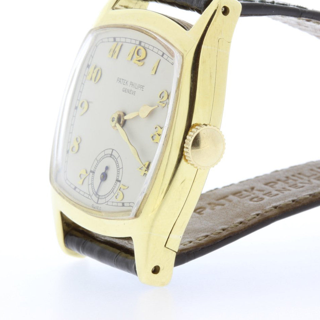 Patek Philippe Early 1920's Art Deco Watch
