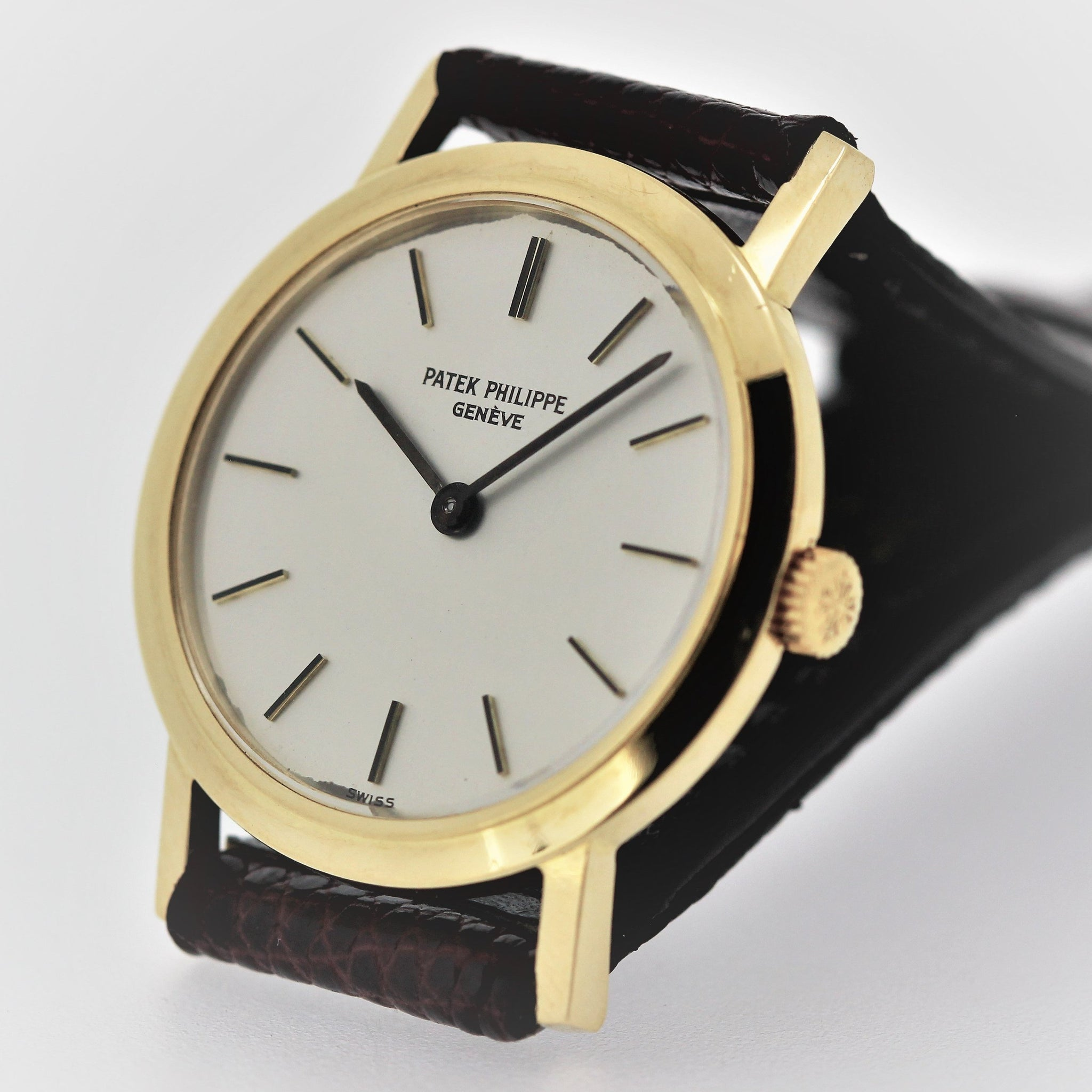 Patek Philippe 4184J Ladies Calatrava Watch