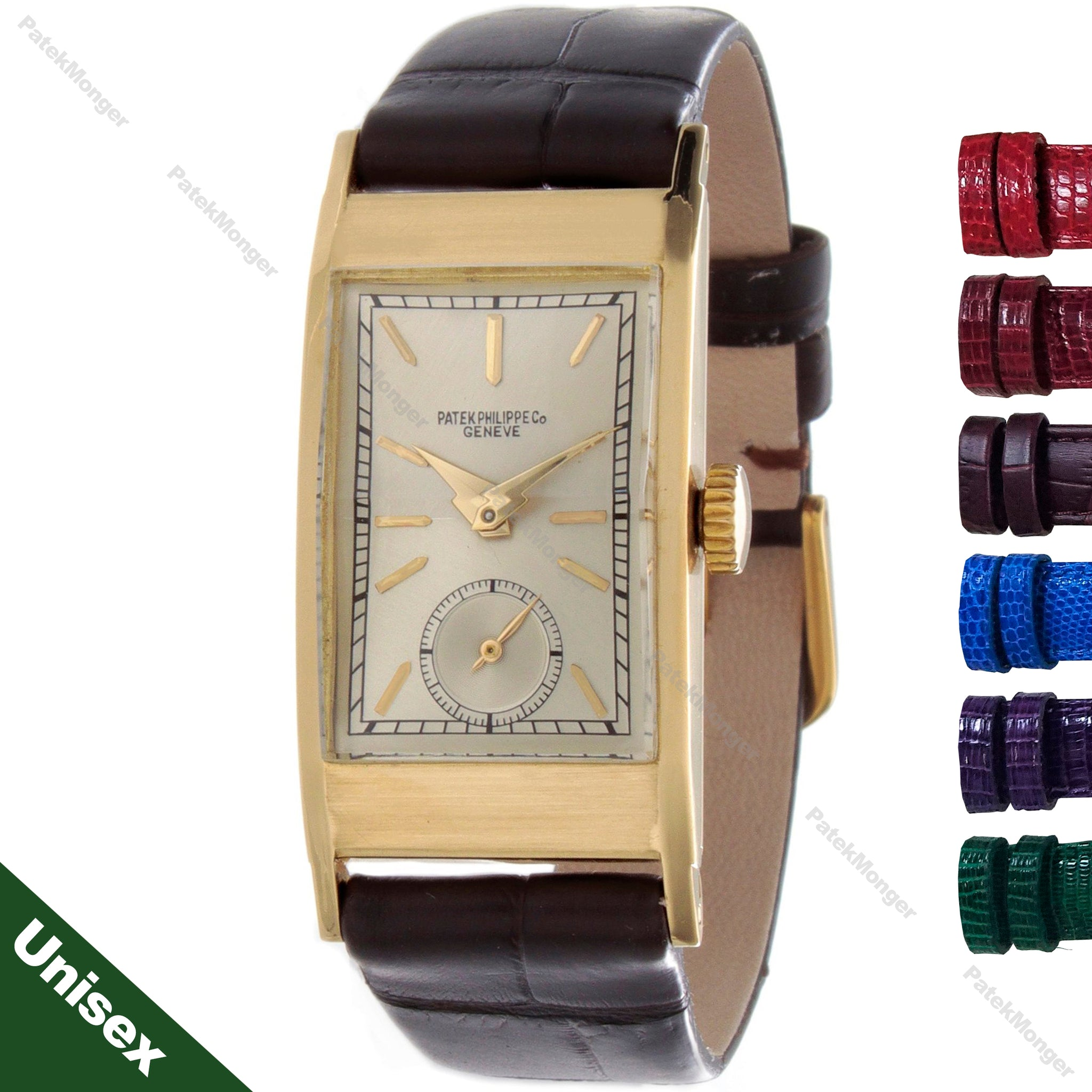 Patek Philippe 425J Art Deco Watch