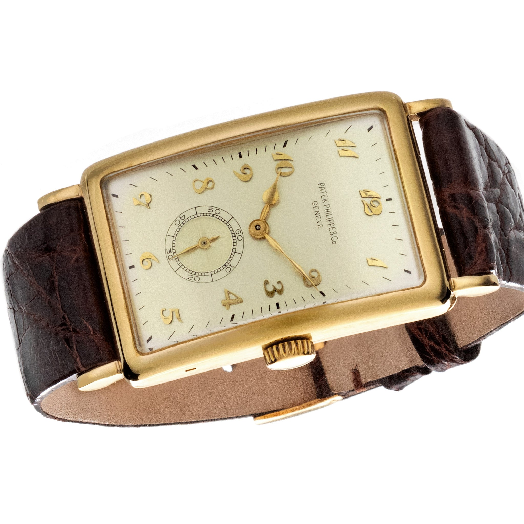 Patek Philippe 431J Art Deco Watch