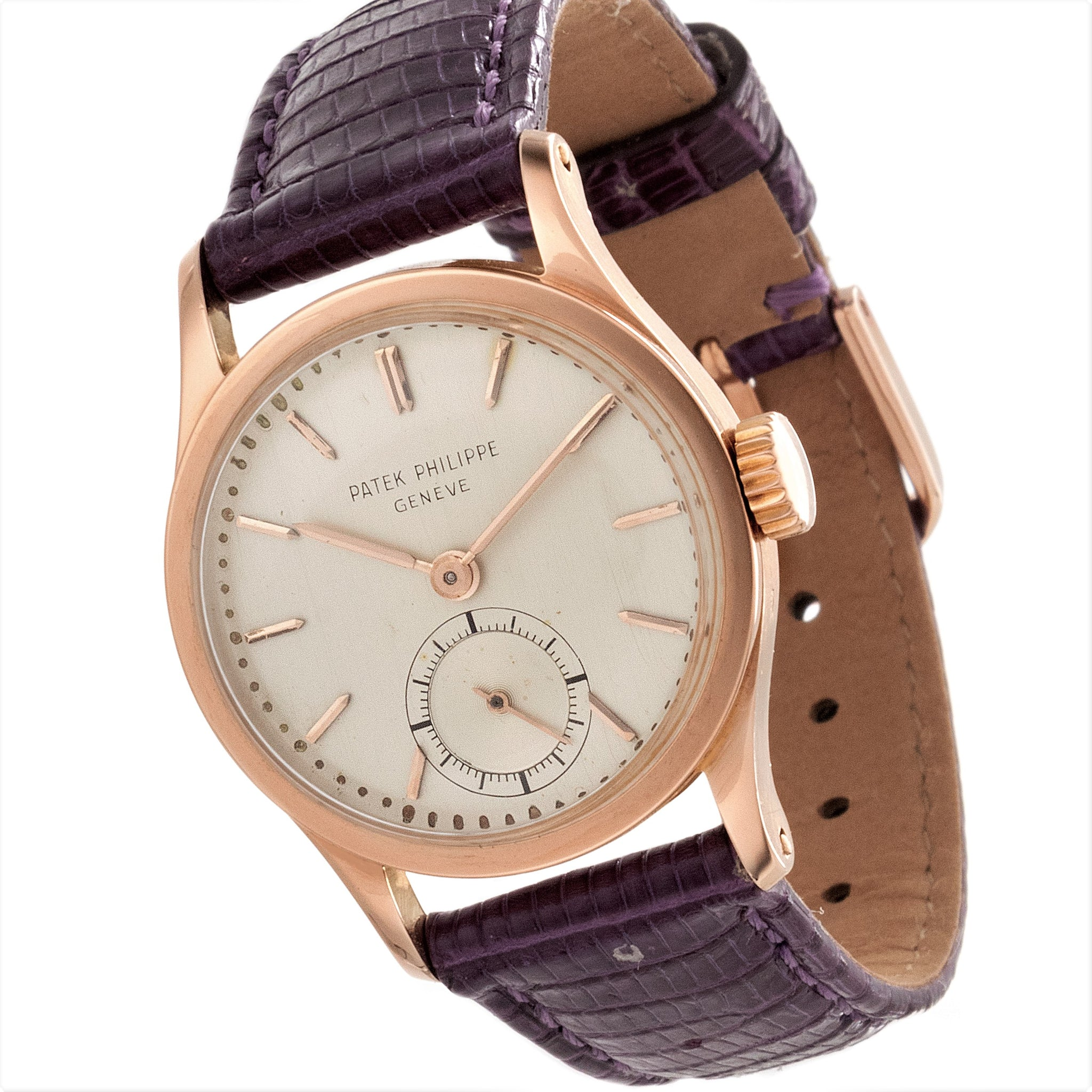Patek Philippe 448R Calatrava Watch