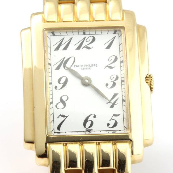 Patek Philippe 4824-1J Ladies Gondolo Watch
