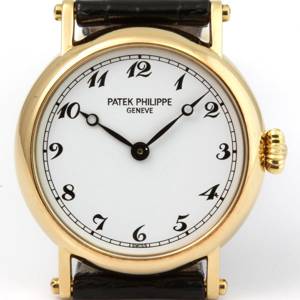 Patek Philippe 4860J Ladies Calatrava Watch