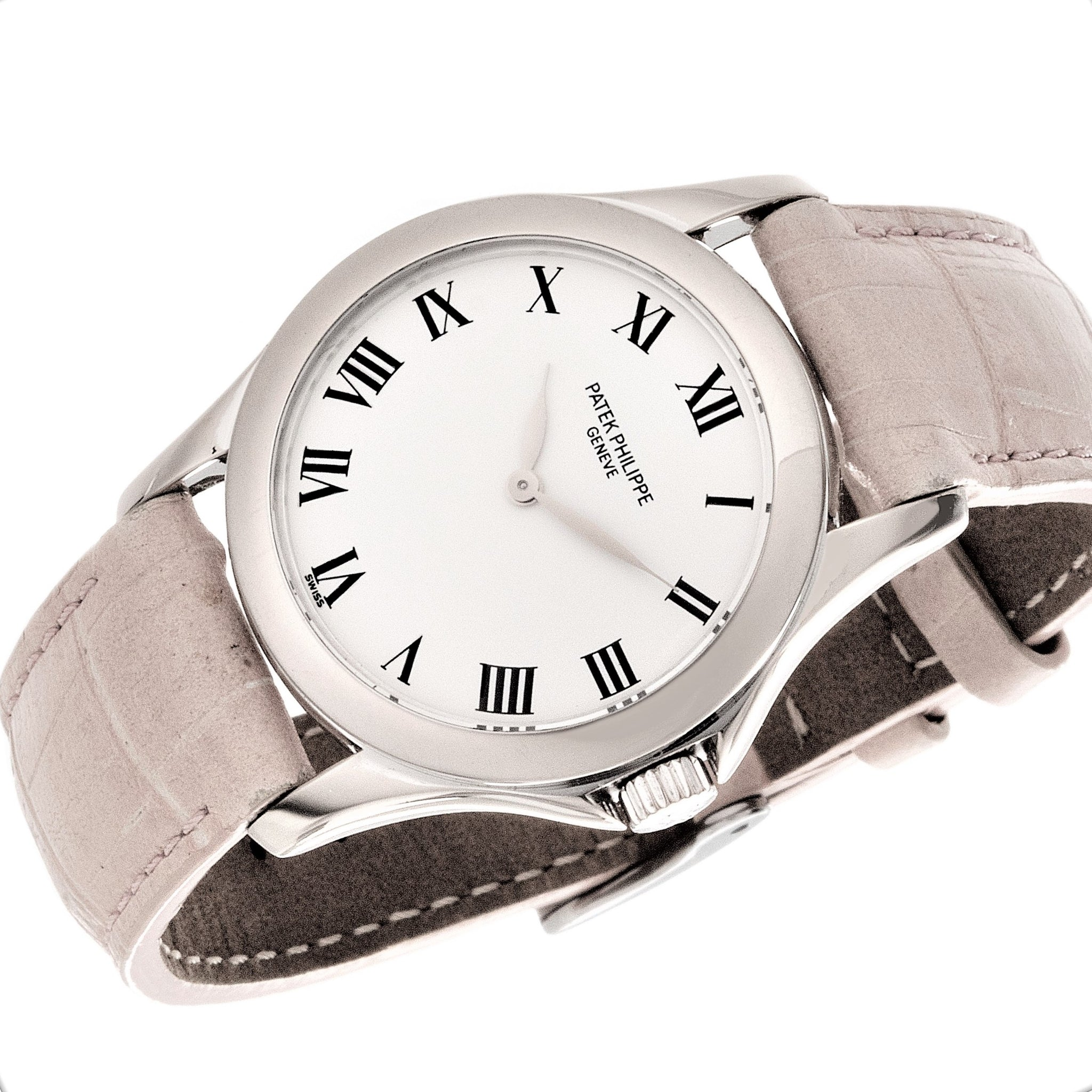 Patek Philippe 4905G Calatrava Watch
