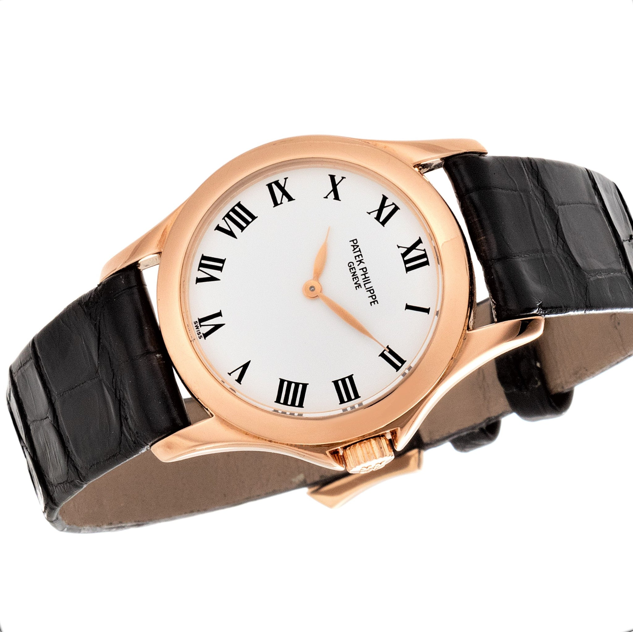 Patek Philippe 4905R Calatrava Watch