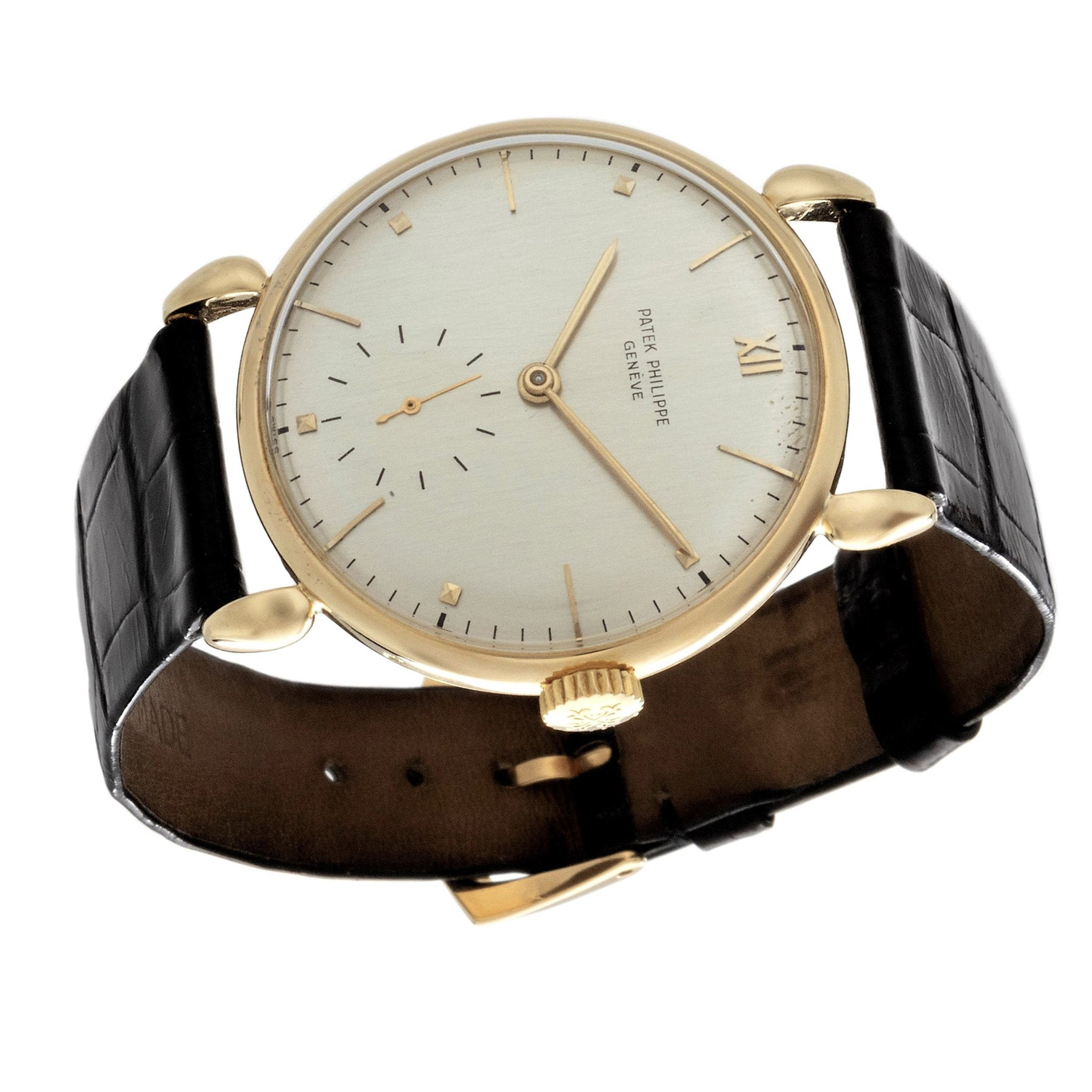 Patek Philippe 1509J Calatrava Watch Circa 1945