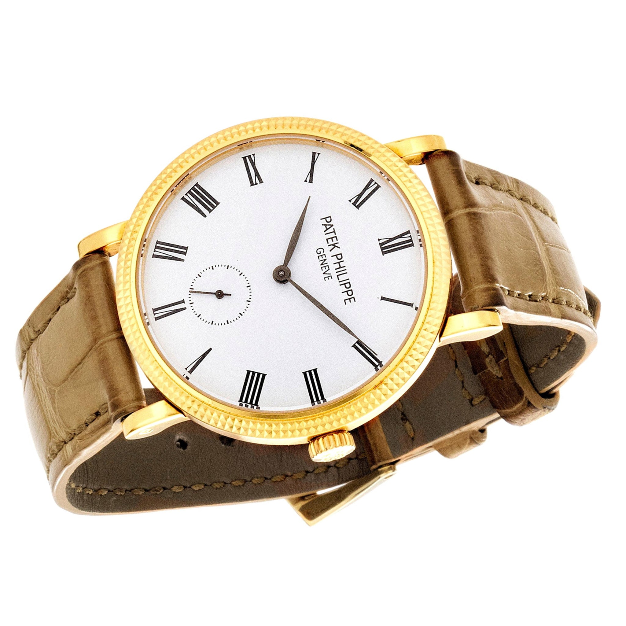 Patek Philippe 7119J Ladies Calatrava Watch
