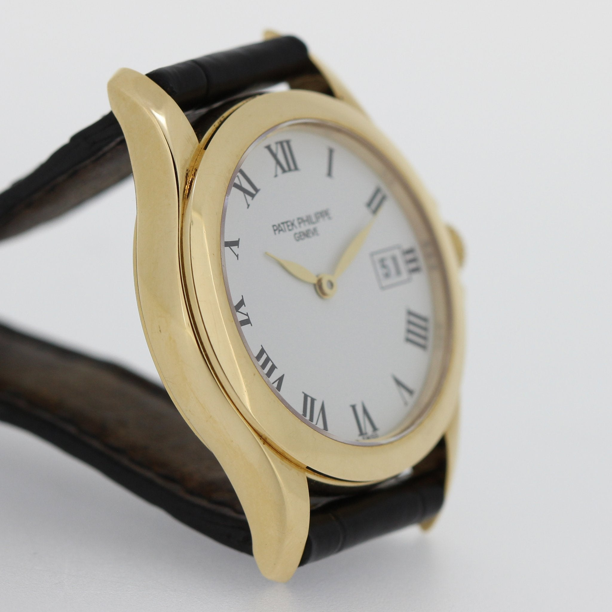 Patek Philippe 4906J Calatrava Watch