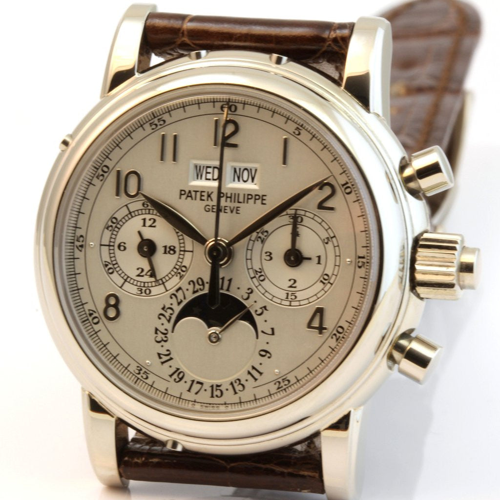 Patek Philippe 5004G-021 Chronograph Watch
