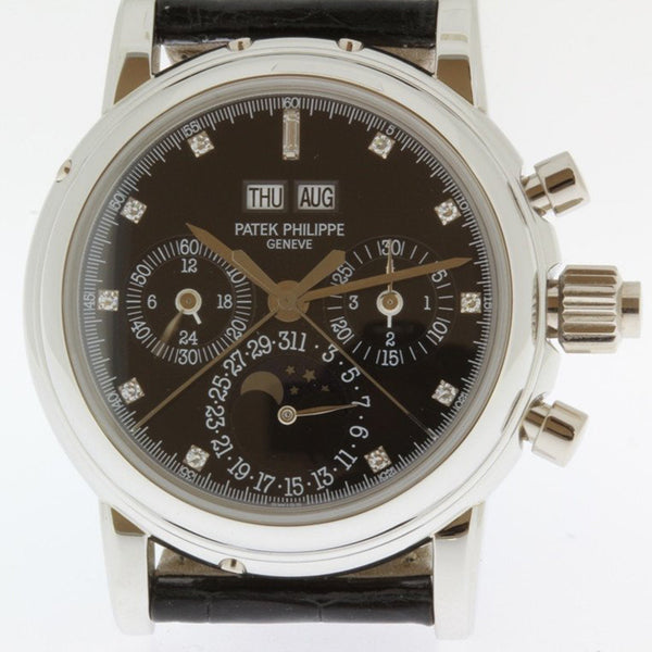 Patek Philippe 5004P-033 Chronograph Watch