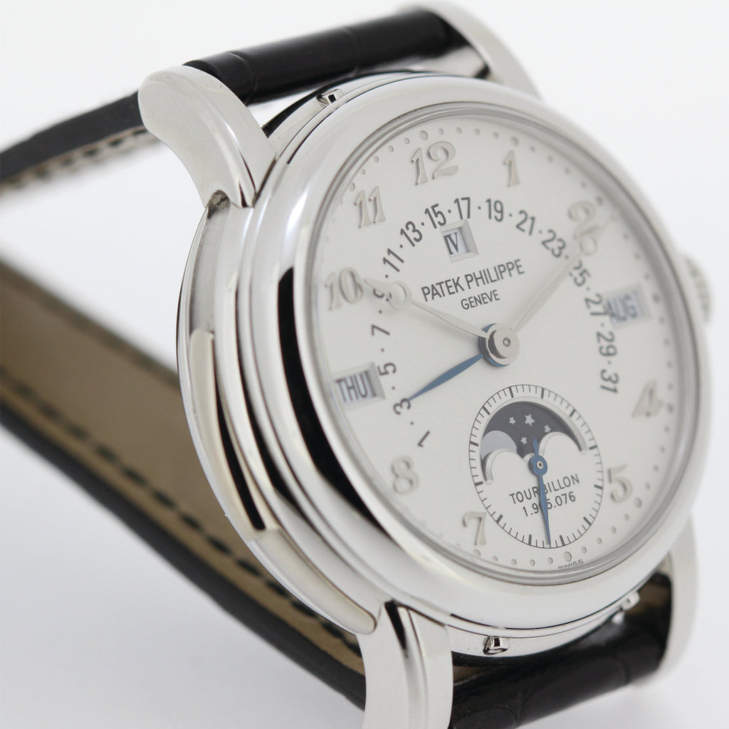 Patek Philippe 5016P Minute Repeater Watch