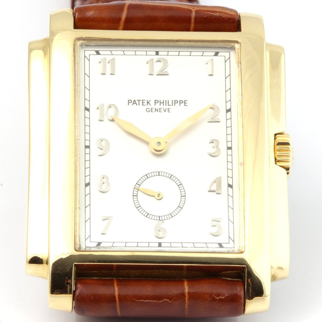 Patek Philippe 5024J Art Deco Gondolo Watch