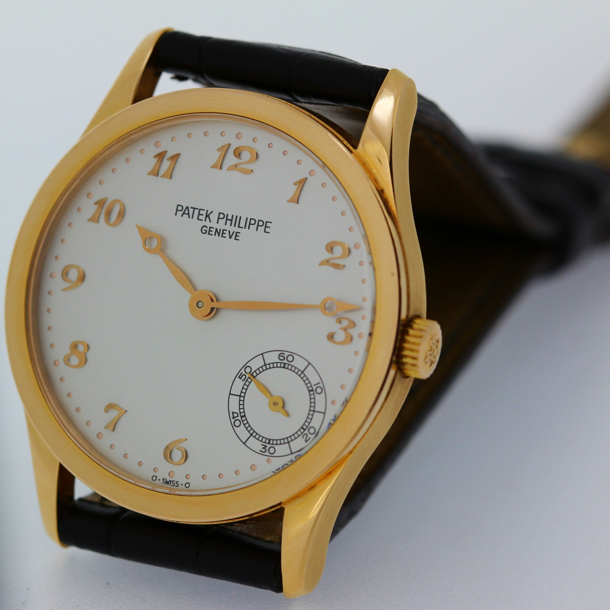 Patek Philippe 5026R-001 Calatrava Watch