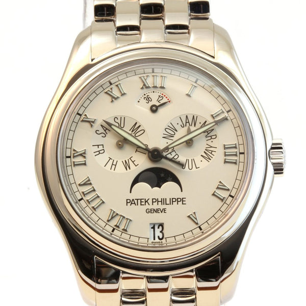 Patek Philippe 5036/1G Annual Calendar Watch