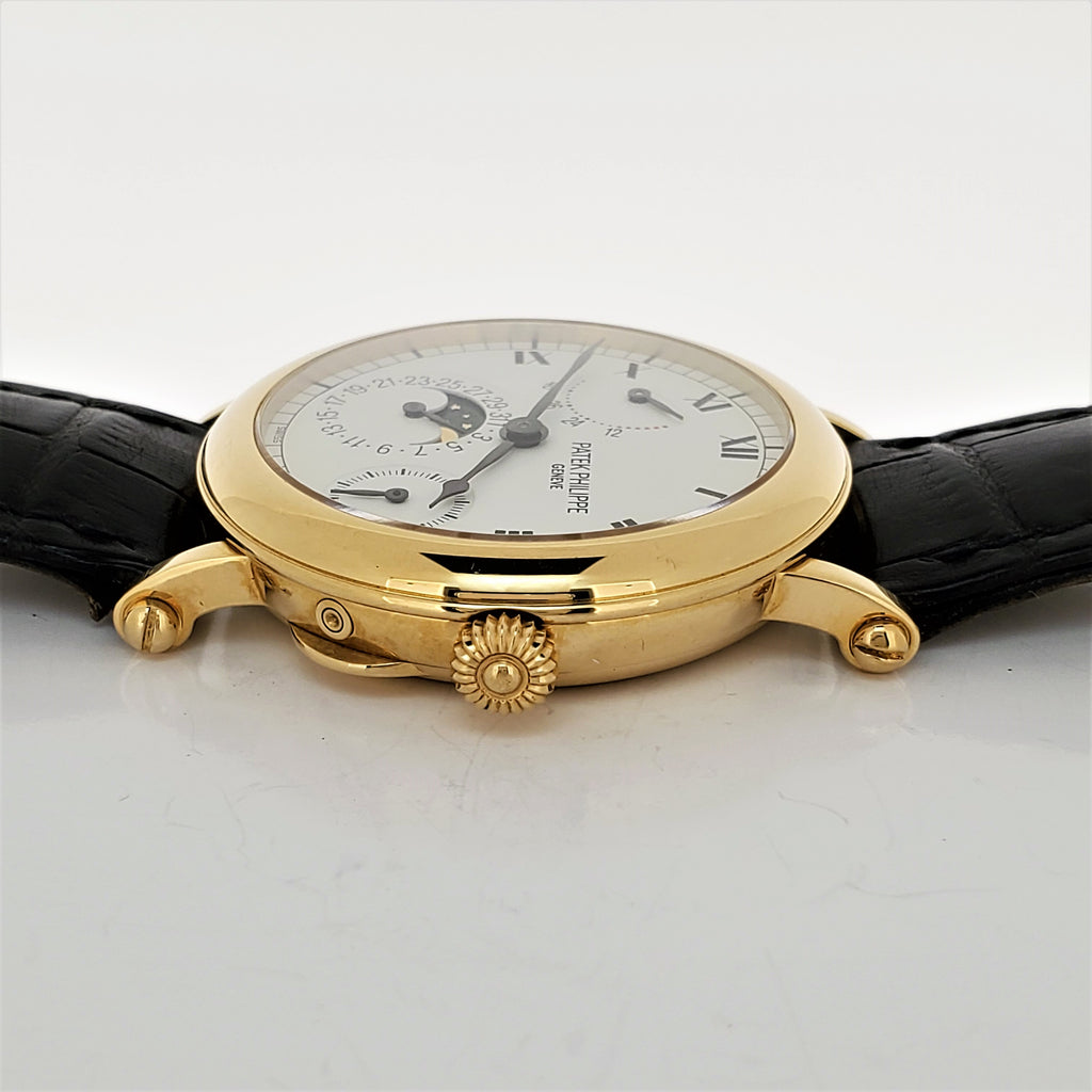 Patek Philippe 5054J Complicated Officers Case Watch